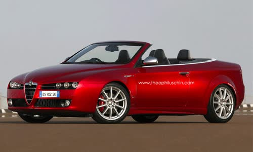 Watch and share Alfa Roméo 159 Cabriolet : Elle Aurait Pu Concurrencer Les Serie3, A4 Ou A5 Cabrio ! - Blog Automobile GIFs on Gfycat