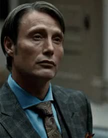 Watch and share Television Series GIFs and Hannibal Lecter GIFs on Gfycat