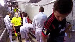 Watch football gangsta; GIF on Gfycat. Discover more Iker Casillas, Real Madrid, Sergio Ramos, bb:(, cristiano ronaldo, gifs', im gonna kms, look at him with a kid, pepe, sergio was so nervous GIFs on Gfycat