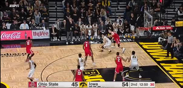 Watch and share Iowa Passing GIFs by bigtengeeks on Gfycat