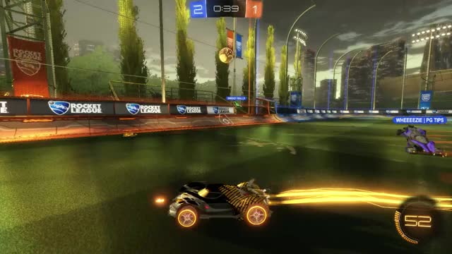 Watch and share Rocket League GIFs by Tris Dezzer on Gfycat