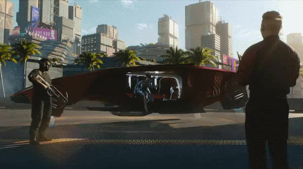 Watch and share Cyberpunk 16 GIFs by bom351 on Gfycat