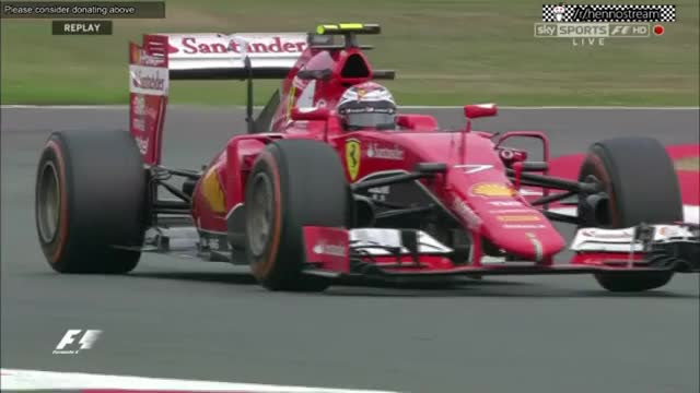 Watch [GIF] British GP | FP2 | Räikkönen Shows us his Shake (reddit) GIF on Gfycat. Discover more formula1 GIFs on Gfycat
