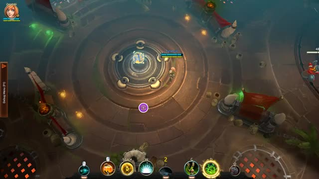 Watch and share Lucie-guide-ability-roll GIFs by zanetski on Gfycat