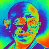 Watch and share Mahatma Gandhi GIFs on Gfycat