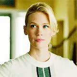 Watch and share January Jones GIFs and Melissa Shart GIFs on Gfycat