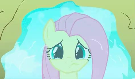 cute, sad, teen, Sad ponny GIFs