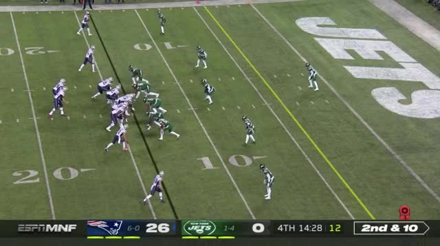 Watch and share 25 Brady To Edelman For 10 In The Redzone GIFs on Gfycat