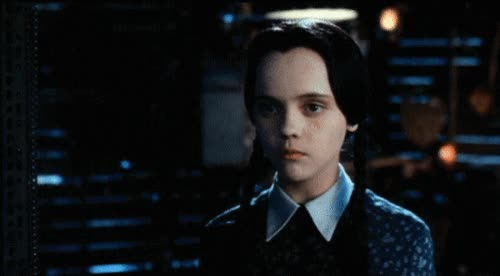 Watch and share Addams Family Wednesday GIFs on Gfycat