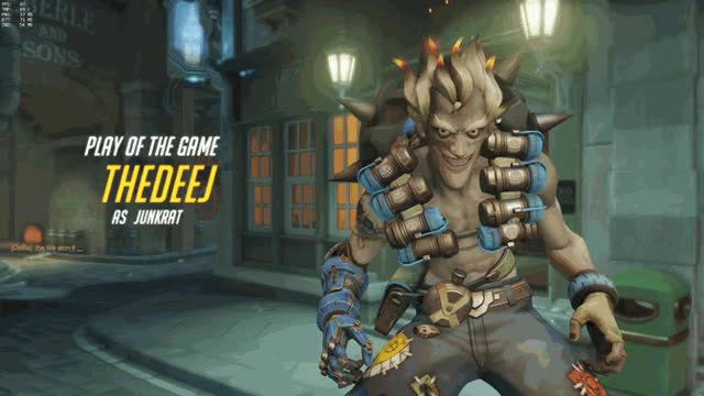 Watch and share Overwatch GIFs and Ultimate GIFs by thedeej on Gfycat