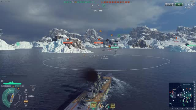 Watch World of Warships 2019.02.01 - 17.21.12.02.DVR GIF by @deceitfulsloth on Gfycat. Discover more worldofwarships GIFs on Gfycat