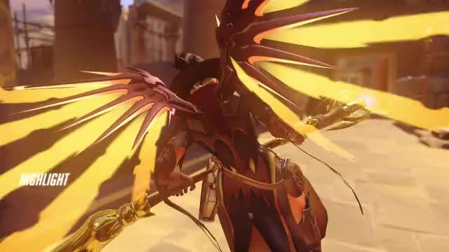 Watch . 18-10-29 06-49-00 GIF by Lux (@pekoes) on Gfycat. Discover more mercy, overwatch GIFs on Gfycat