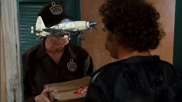 Watch and share Ace Ventura — Package Delivery_1 GIFs on Gfycat