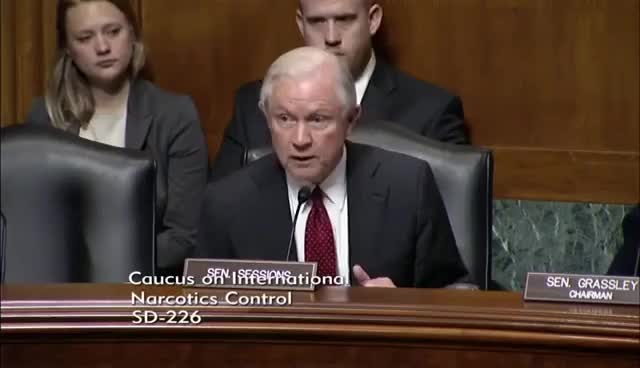 Watch and share Jeff Sessions GIFs on Gfycat