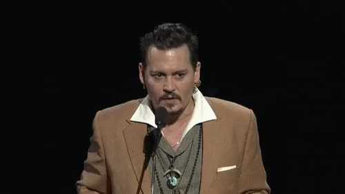 Watch and share Legends Awards GIFs and Johnny Depp GIFs on Gfycat