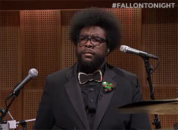 Watch and share Questlove GIFs on Gfycat