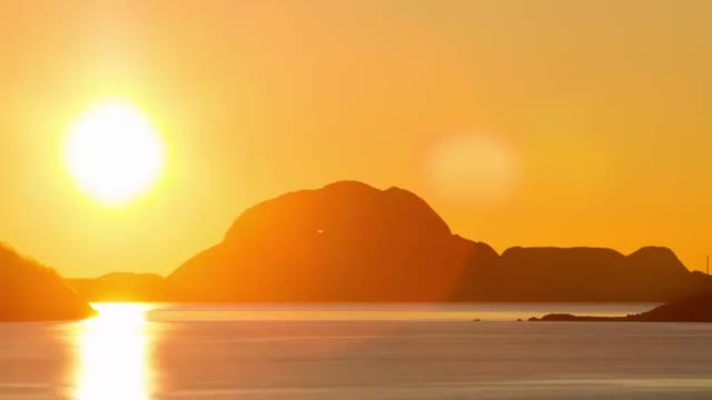 Watch and share Sun Shining Trough A Natural Made Hole In The Mountain Torghatten In Norway. This Only Happens Twice In A Year. GIFs on Gfycat