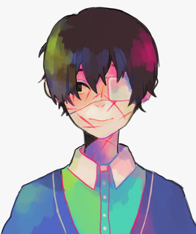 Watch and share Kaneki Gif GIFs on Gfycat