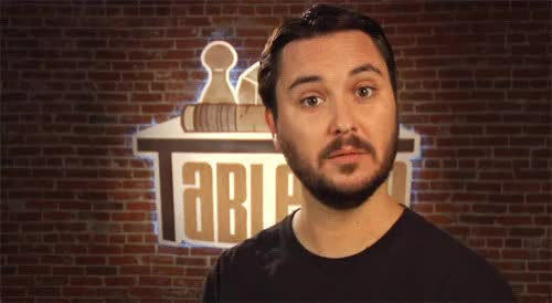 Watch Reaction GIF on Gfycat. Discover more wil wheaton GIFs on Gfycat