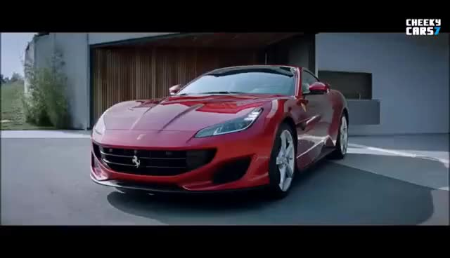 Watch and share Ferrari Portofino GIFs on Gfycat