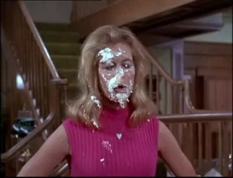 Watch this dessert GIF on Gfycat. Discover more Bewitched, Pie in the Face, Prank, bewitched, dessert, food, pie, pie in the face, prank GIFs on Gfycat