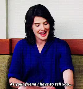 Watch and share How I Met Your Mother GIFs and Cobie Smulders GIFs on Gfycat