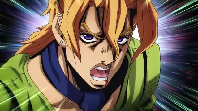 Watch JoJo's Bizarre Adventure Part 5: Golden Wind PV『Pannacotta Fugo』 GIF on Gfycat. Discover more Film & Animation, Fugo, JoJo no Kimyou na Bouken Part 5: Ougon no Kaze, JoJo's Bizarre Adventure Part 5: Golden Wind, Pannacotta, Pannacotta Fugo, Satô Benkei, ジョジョの奇妙な冒険 黄金の風 GIFs on Gfycat