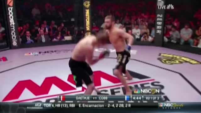 Watch Justin Gaethje vs Brian Cobb GIF on Gfycat. Discover more Entertainment, mma GIFs on Gfycat