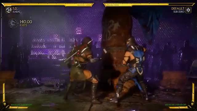 Watch and share Mortal Kombat 11 GIFs and Breakdown GIFs by Driusha on Gfycat