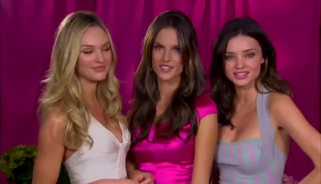 Watch and share Alessandra Ambrosio GIFs and Candice Swanepoel GIFs on Gfycat