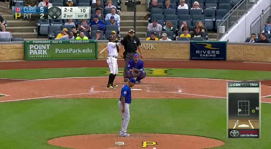 chicubs, Shitty gif of Bryant's hit (reddit) GIFs