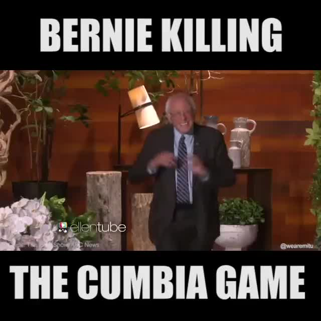 Watch and share Bernie Sanders GIFs and Cumbia GIFs by Reactions on Gfycat