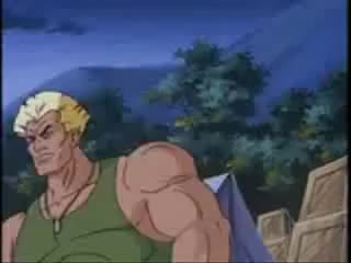Watch and share Street Fighter GIFs and Guile GIFs on Gfycat