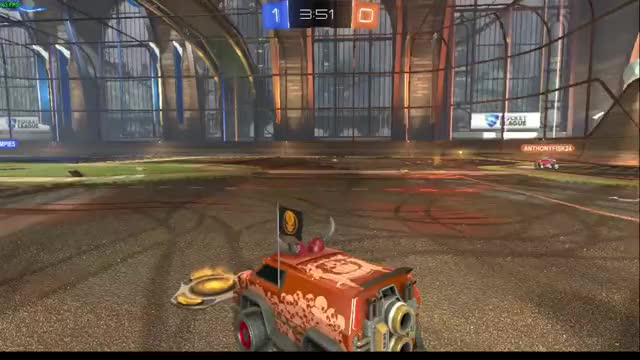 Watch From Behind! GIF by the_dogg on Gfycat. Discover more Rebl, RocketLeague GIFs on Gfycat