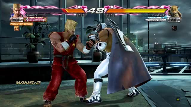 Watch and share Tekken GIFs by cascadebeta on Gfycat