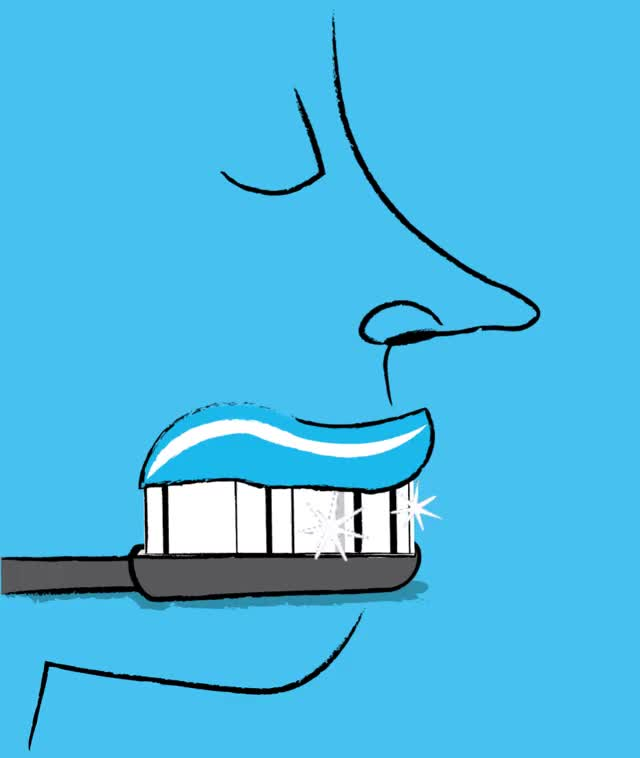 Watch and share Brush Your Teeth GIFs and Downsign Gif GIFs by DOWNSIGN on Gfycat