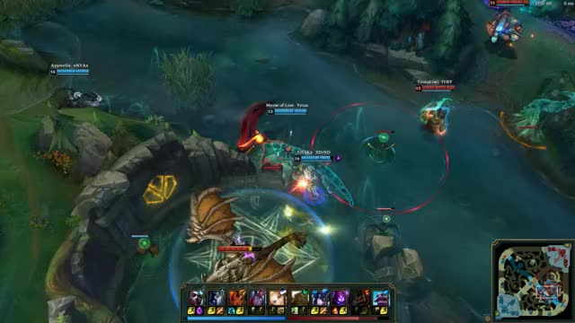 Watch and share Kindred Penta GIFs on Gfycat
