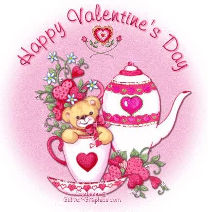 Watch and share Edd Efff Seasonal Valentine Day Happy Happy Valentines Day Glitter Clipart GIFs on Gfycat