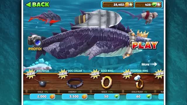 Watch and share Sharkjira Gear GIFs by AzureBeast on Gfycat