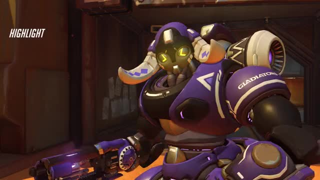 Watch and share Overwatch GIFs and Orisa GIFs by kenners on Gfycat
