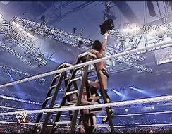 """Watch and share : """" Money In The Bank Wrestlemania 23 """" GIFs on Gfycat"""