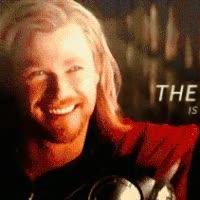 Watch and share Thor's Hammer Is His Penis GIFs on Gfycat