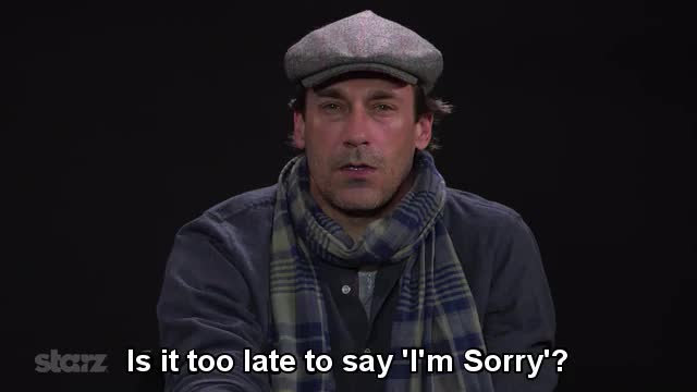 Watch and share Jon Hamm GIFs and Jonhamm GIFs by Vera Yuan on Gfycat