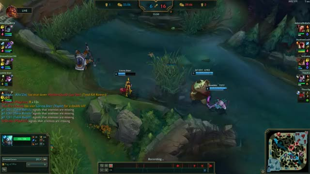 Watch and share Yasuo 1v4 GIFs on Gfycat