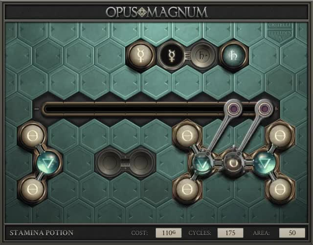Watch and share Opus Magnum - Stamina Potion - 2017-10-19-19-58-46.gif GIFs by B on Gfycat
