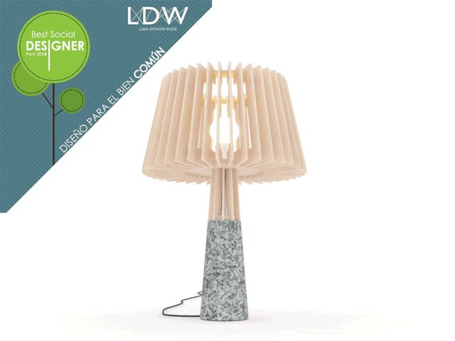 Watch BEST SOCIAL DESIGNER Diseño para el bien común - 2014 Exhibition / T´INKIY LAMP GIF on Gfycat. Discover more related GIFs on Gfycat