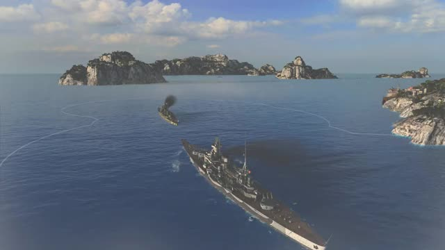 Watch and share Myoko Class Shield GIFs by catpatat on Gfycat
