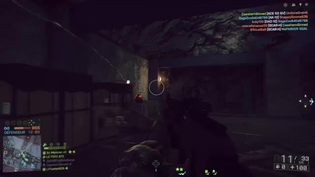 Watch this GIF by Xbox DVR (@xboxdvr) on Gfycat. Discover more Battlefield4, LE FOXX 972, xbox, xbox dvr, xbox one GIFs on Gfycat