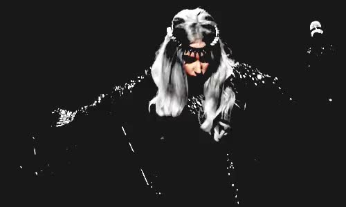 Watch and share Lady Gaga Dancing GIFs on Gfycat