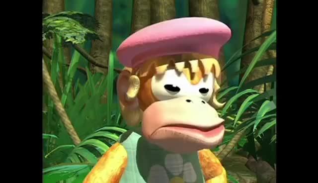 Donkey Kong Country Cartoon - ProJared GIFs